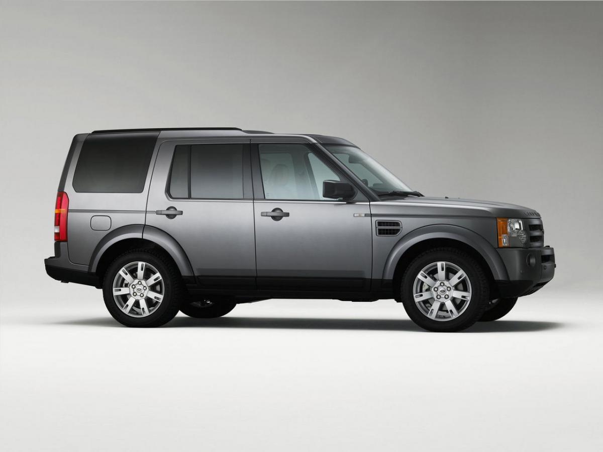 Land Rover Discovery Iii 2 7 Tdi 190 Hp